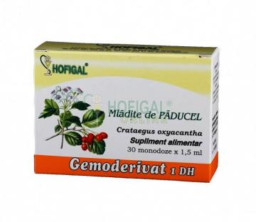 Gemoderivat Mladite De Paducel 30 monodoze*1.5 ml